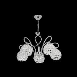Żyrandol Kryształowy W-A 1537/5 CH