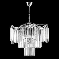 Żyrandol Kryształowy W-E 1735/7 CR