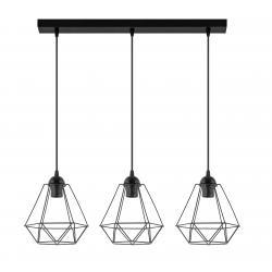 Lampa Wisząca W-L 1201/3 DIAMENT