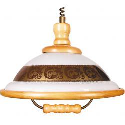 Lampa Akrylowa WLA-02/D ARABICA+SOSNA