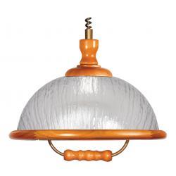 Lampa Akrylowa WLA-02/D KORA PRZEŹROCZYSTA + MIÓD