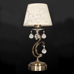 Lampa Biurkowa Kryształowa B-TH 12075/1
